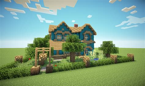 how to build a victorian house victorian house in a different colour minecraft project