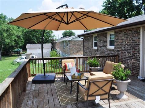 large patio design ideas best 25 large patio umbrellas ideas on large