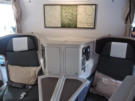 reviews on seats trip report cathay pacific business class dubai to los