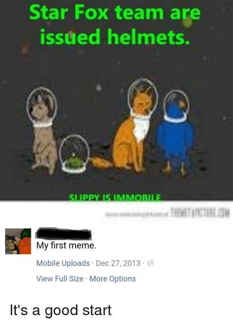 Star Fox Meme - funny starfox memes of 2017 on sizzle sm4sh