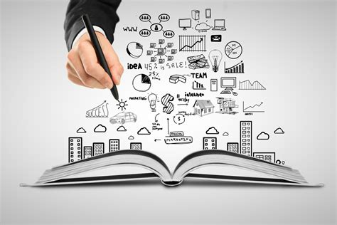 picture book writing how writing a book can help market your business