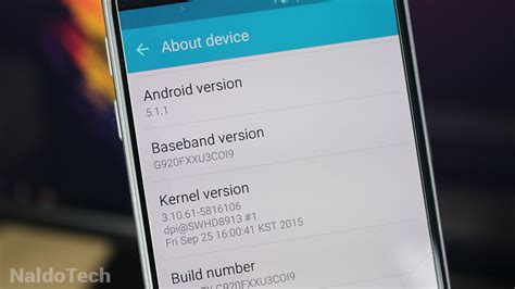 Android Version 7 by Samsung Galaxy S7 Everything You Need To Naldotech