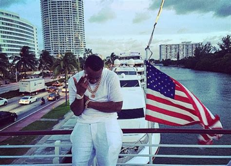 pics yo gotti hosted the ultimate white yacht party in miami - Yacht Party Miami