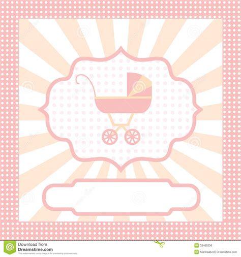 imagenes para amigas recien conocidas tarjeta para reci 233 n nacido imagen de archivo libre de