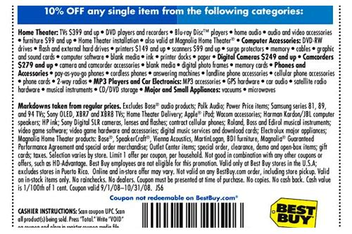 coupon codes for best buy canada