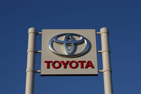 Toyota Sign In Toyota Dealerships A Gallery On Flickr