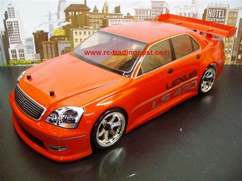 Nqd Drift 2 4ghz Lexus Silver 1 10 lexus ls 430 hpi e10 drift rtr custom painted electric rc