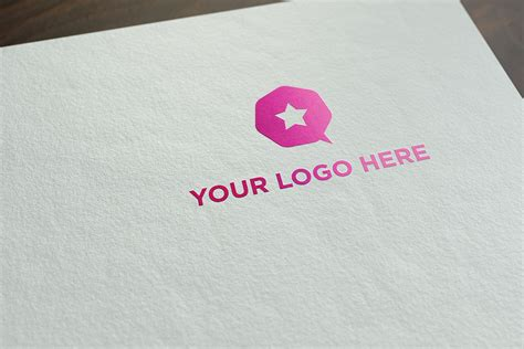 pattern mock up free 22 of the best free realistic logo mockup templates