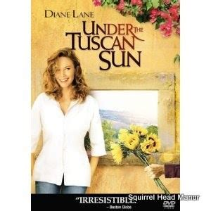 Friday The Tuscan Sun by Squirrel Manor The Tuscan Sun The May