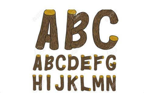 wood fonts ttf otf  design trends