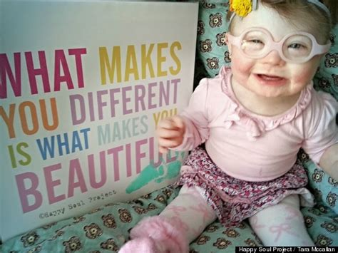 Different Is Beautiful toddler with proves what makes you different