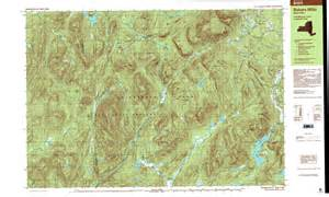 topographical map new york topo maps 7 5 minute topographic maps 1 24 000
