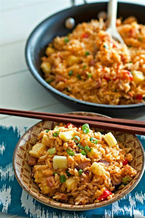 hawaiian fried rice a leftover ham recipe food folks