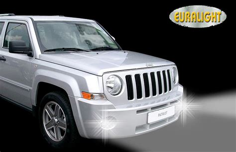 how cars run 2007 jeep patriot head up display led daytime running lights jeep patriot from 2007 hansen styling parts