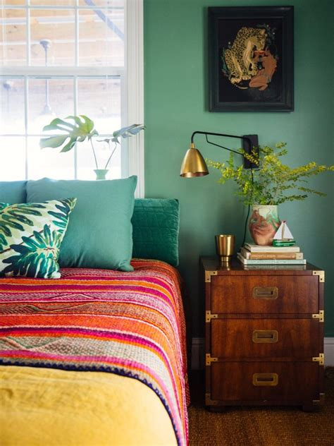 color palettes for your bedroom
