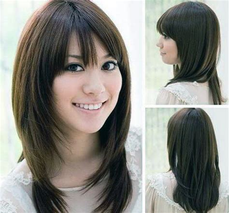 Hairstyles For Round Faces Short Hairstyle for Oval Faces