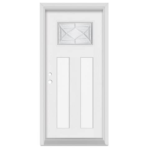 stanley front doors stanley doors 33 375 in x 83 in deco right