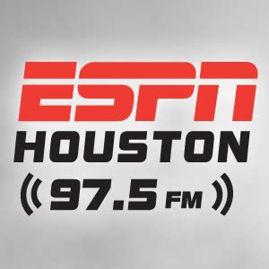 espn 97.5 houston live espn radio programming espn dallas