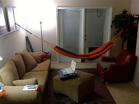 hammock in living room living room hammock flickr photo sharing
