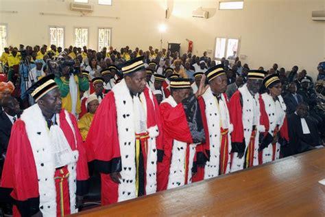 magistrats du si鑒e maliweb conseil sup 233 rieur de la magistrature les