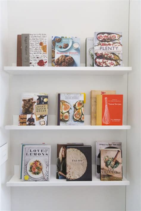 25 best ideas about cookbook display on