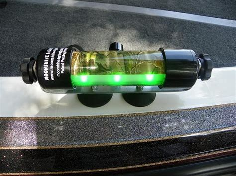 cabela s led boat lights the flippin moonshine this fishing light is great for