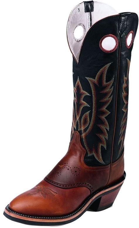 tony lama buckaroo boots mens tony lama western boots mens buckaroo toe cognac