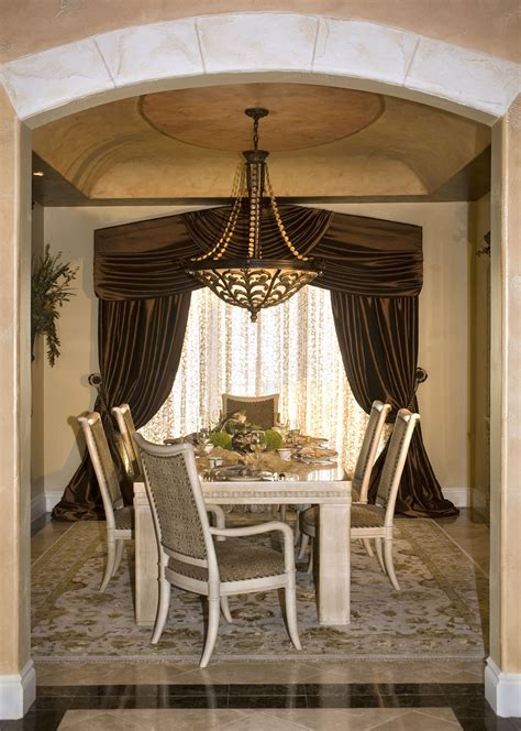 Dining Room Window Curtains Decor Are Window Treatments Worth The Investment Decorating Results For Your Interior