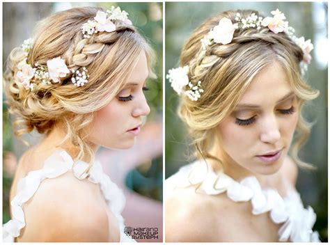 bridal hairstyles romantic paso robles weddings fall trends for 2014 weddings in