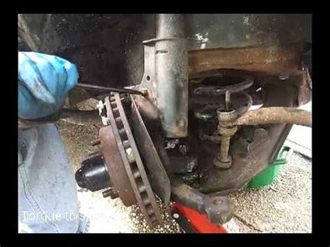 1982 1992 camaro/firebird front strut / shock replacement