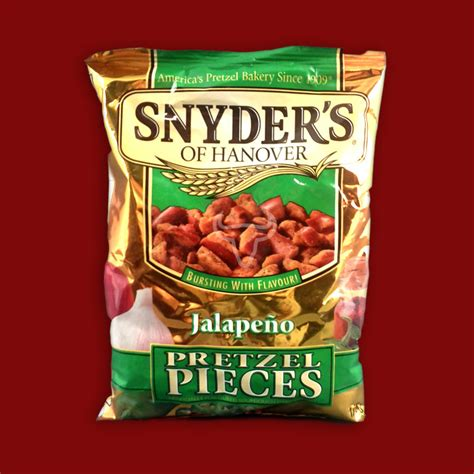 Snyder S Snyders Jalapeno 125gr snacks jerkyshop de