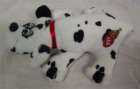 pound puppies stuffed animals tonka vintage pound puppies dalmatian puppy plush ad 3325794 addoway