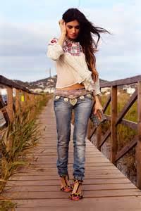 Country Decor Websites Hippy Chic Look Madame De Rosa Tribal Belt Ibiza Trendy