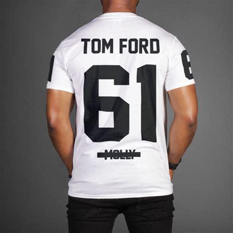 Tom Ford T Shirt by Z Tom Ford 61 Molly Magna Carta Tour T Shirt