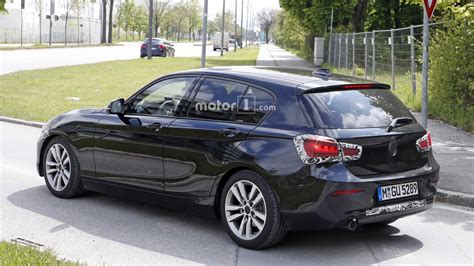 bmw 3 series facelift 2018 2018 bmw 1 series facelift new photos photo gallery