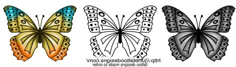 free butterfly tattoo designs to print free butterfly designs to print cool tattoos