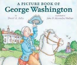 a picture book of george washington 17 best images about presidents day on