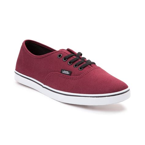 skate shoe vans authentic lo pro skate shoe