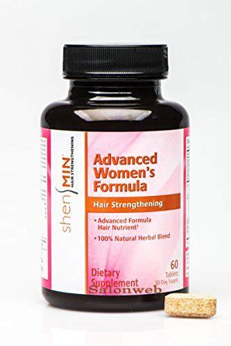 hair growth supplements for women revita locks shen min hair growth vitamins for women advanced formula