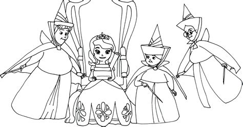 princess ivy coloring pages top 10 disney princess sofia the first the curse of