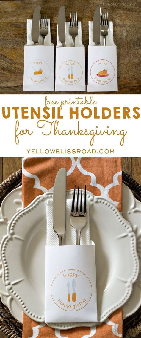 printable christmas utensil holders 572 best napkins utensil wraps and table ideas images on