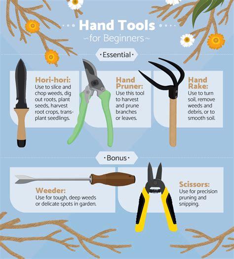 gardening tools what gardening tools a beginner needs fix