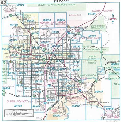 zip code map las vegas nv las vegas map las vegas nevada pinterest zip code