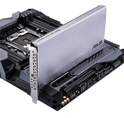 Asus Tuf X299 2 Socket Fclga 2066 Intel asus tuf x299 1 intel x299 socket 2066 atx 8xddr4 4133 pci e3 0 sata3 m 2 raid 3 way 2 way
