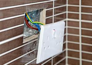 installing an work retrofit electrical box in a wall