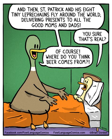 St Silly st fowl language comics
