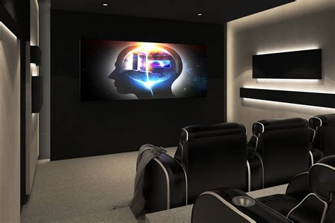 Technology And Home Design by House Mak Modern Home Cinema Design Bnc Technology Home