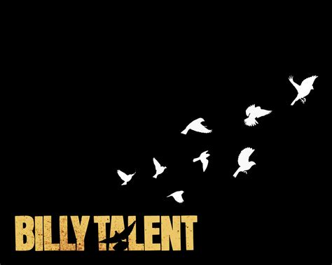 Black And White Wall billy talent iii billy talent wallpaper 7585420 fanpop
