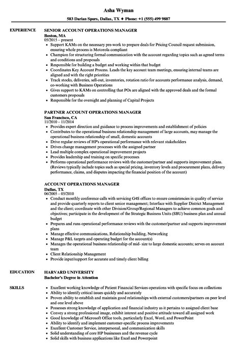 Resume Operations Manager Call Center operation manager resume call center operations manager