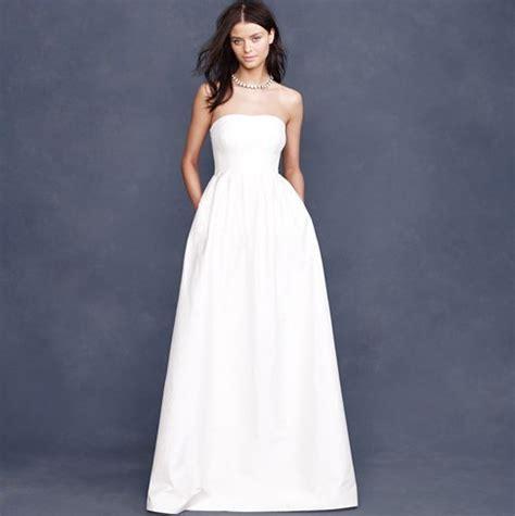 desain dress simple elegan 20 elegant simple wedding dresses